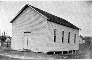 Bethel A.M.E. Church in Kirksville, Missouri, where Doris Akers first learned to sing and play Gospel music. (Photo credit: Wikipedia)