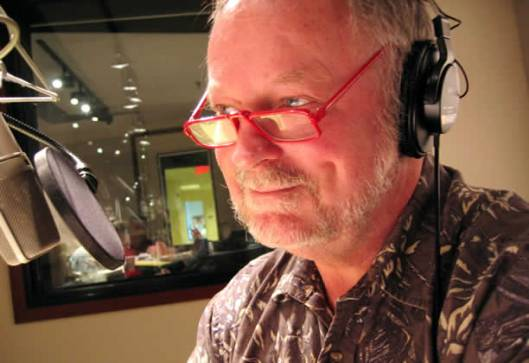 "Bill McLaughlin, radio host of the syndicated ""Exploring Music"" on the WFMT radio network.    Source:  www.exploringmusic.org Author:  WFMT"